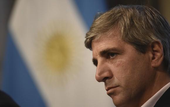 Renuncia el presidente del Banco Central argentino