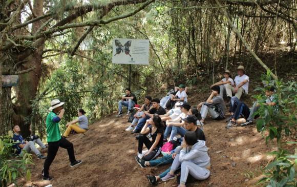 Organizaciones como Trekking San Cristóbal tienen planes para caminar por lugares históricos y ver los cultivos de la zona acompañado de los campesinos. FOTO cortesía David montes