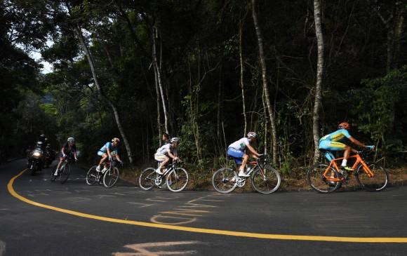 El belga Van Avermaet se lleva el oro en ciclismo de ruta