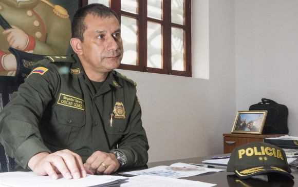 General Gómez Heredia deja la Región 6 para comandar la Policía en ...