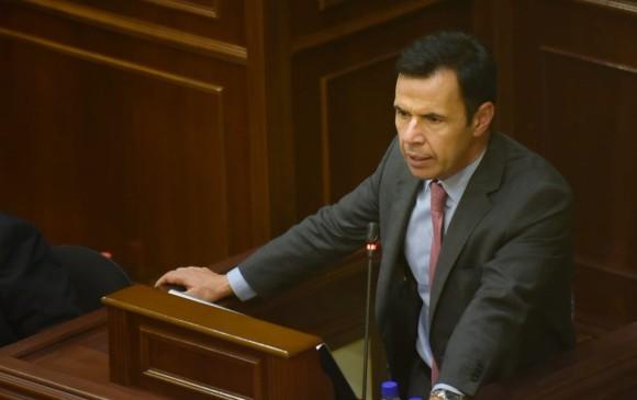 Gobierno trabaja para que municipios afectados por for Nombre del ministro de interior