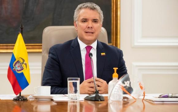 Comisión de Acusaciones retoma denuncia contra el presidente Duque