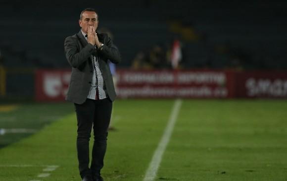 Sanguinetti no continuará como técnico de Santa fe