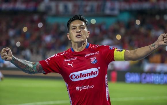 Germán Cano es el goleador del equipo en la actual temporada con 5 tantos en igual número de partidos. FOTO JUAN ANTONIO SÁNCHEZ