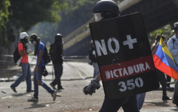 No queremos muertes en Venezuela — Richard Blanco