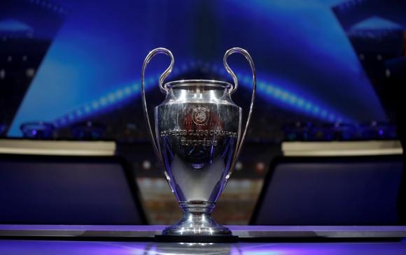 Lista la fiesta llamada Champions League
