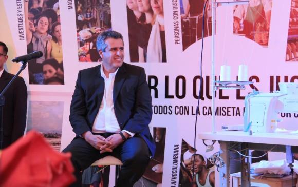 Empresarios de Medellín promueven candidatura presidencial de Luis F. Velasco