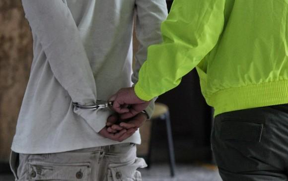 """Ocho importantes miembros de la organización criminal """"Los del Sur"""" fueron capturados en Nariño. FOTO: Colprensa"""