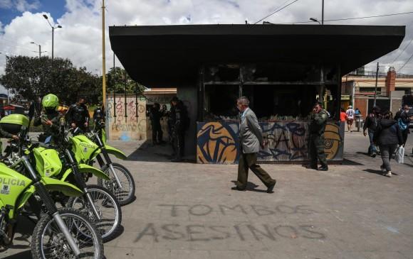 Ministro de Defensa rechazó incitaciones al vandalismo por parte del ELN