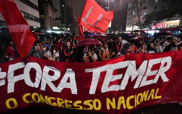Corte Suprema ordena suspensión de senador Aécio Neves por corrupción