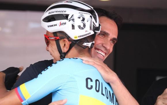 """Contador, feliz en """"tierra de campeones"""""""
