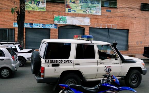 El hecho ocurrió en el club Los Cotorros, ubicado en el Oeste de Caracas. FOTO REUTERS