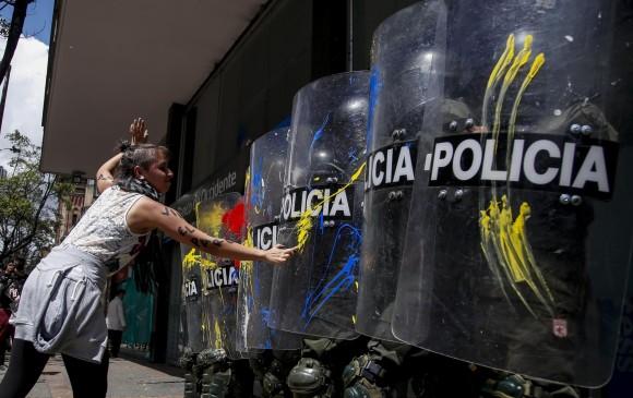 Corte tumba artículos del Código de Policía sobre manifestaciones