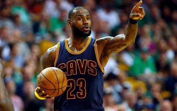 Warriors ganó el segundo juego a Cavaliers