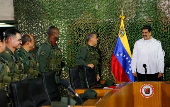 Gobierno de Maduro denuncia otra incursión de un avión estadounidense