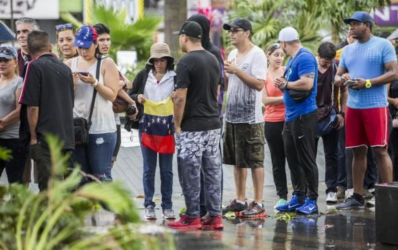 El registro de venezolanos migrantes en Colombia se podrá realizar en el municipio de Envigado, al sur del valle de Aburrá, en la Secretaría de Obras Públicas, de lunes a viernes de 2:00 p.m. a 5:30 p.m. FOTO: ARCHIVO