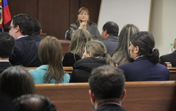 Directivos del fondo premium aceptaron cargos por for Juzgados de paloquemao
