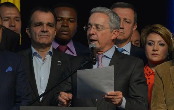 """El comunicado del CD también indicó """"el gobierno ha aceptado abrir a los terroristas todas las posibilidades de participación en política, sin excluir a los responsables de atrocidades"""". FOTO colprensa"""