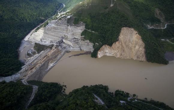 Se mantiene alerta roja en cuatro poblaciones cercanas a Hidroituango