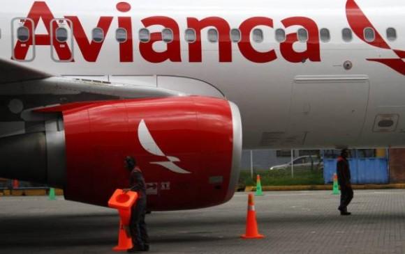 Avianca suspende venta de vuelos por