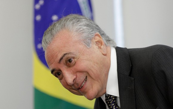 Evalúan candidatos a reemplazar a Temer en Brasil