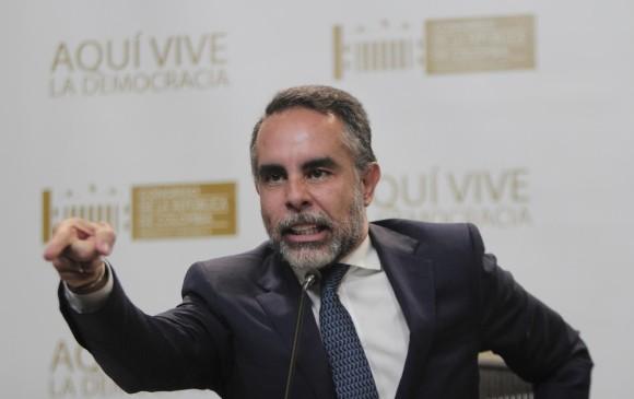 El Fiscal recibió 4.000 millones de Odebrecht según denuncia de Benedetti