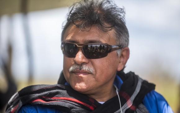 Santrich fue capturado en su casa en Bogotá el pasado 9 de abril. FOTO: Colprensa