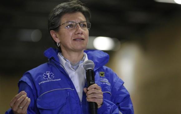 La alcaldesa de Bogotá dice que la cuarentena podría extenderse hasta junio — Coronavirus en Colombia