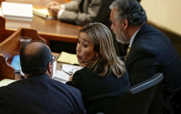 Hilda Niño está siendo procesada por presunto favorecimiento a paramilitares