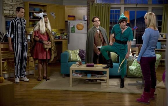 Este lunes empieza el final de The Big Bang Theory. Foto: serie