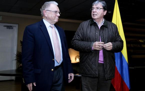 Representante de Acnur asegura que su visita a Colombia es humanitaria