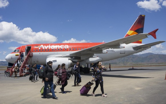 Pérdidas de Avianca Holdings están disparadas