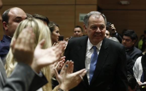 Alejandro Ordóñez oficializó su candidatura presidencial para el 2018