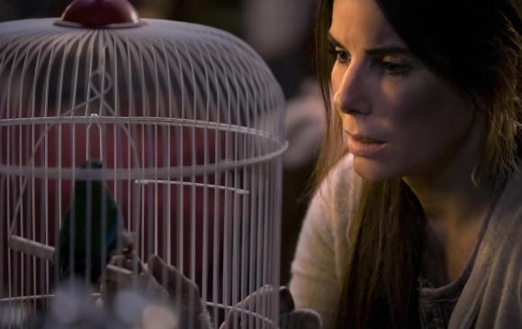Lo que piensa Sandra Bullock de Bird Box
