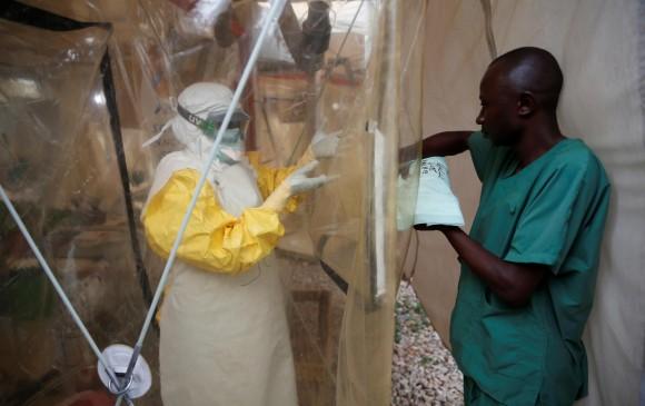 OMS confirma primer caso de ébola en Uganda