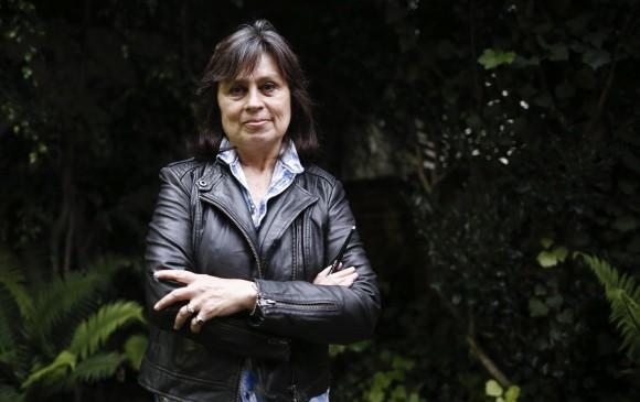Laura Restrepo presentó este año su libro Los divinos. FOTO: Colprensa/Juan Páez