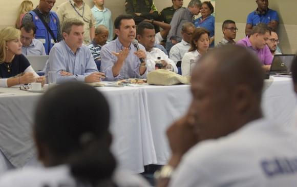 Ultiman acuerdo gobierno colombiano y líderes de paro en Buenaventura