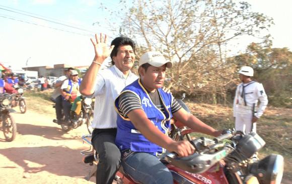 Bolivia: El hijo muerto de Evo Morales que nunca existió