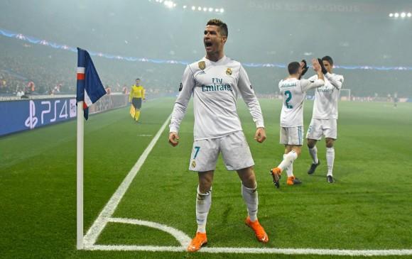 Cristiano Ronaldo se lleva las palmas con espectacular chilen