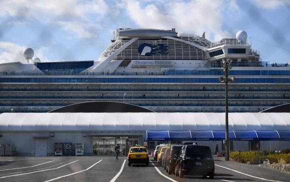 Murieron dos personas contagiadas en el crucero de Japón — Coronavirus