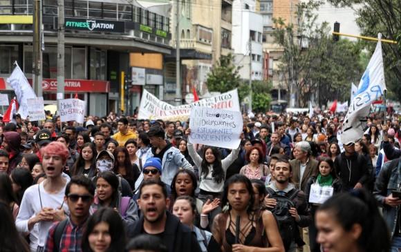Colombia cerrará fronteras el jueves por jornada de protestas