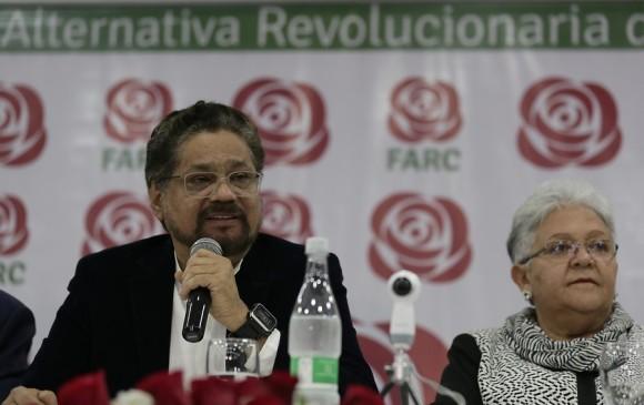 La Farc postula a su líder a la presidencia