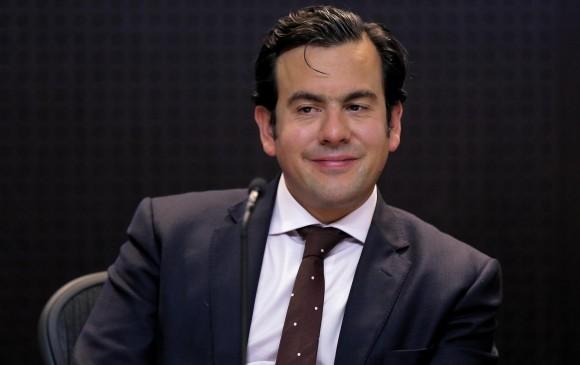El actual presidente de la Cámara y candidato al Senado, Rodrigo Lara.