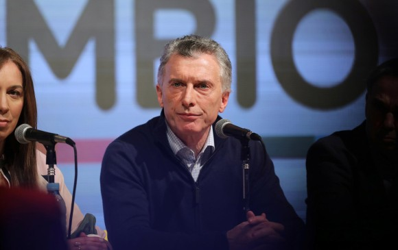 Debacle de Macri en las primarias argentinas