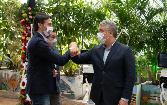 En un lapsus, alcalde de Medellín le dice Iván Márquez al ...