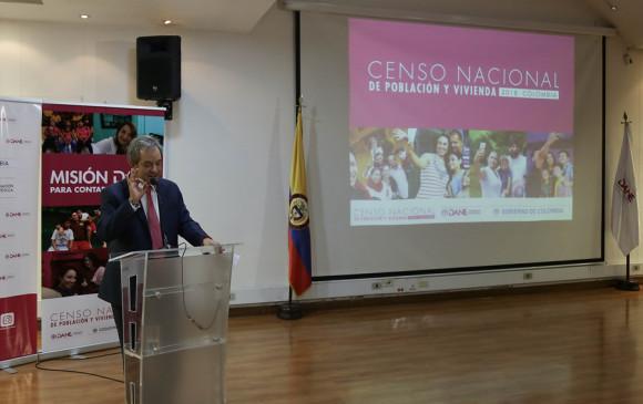 Más de cinco millones de colombianos se censaron — DANE