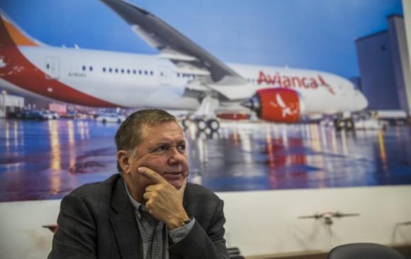 Hernán Rincón renunció a la Presidencia de Avianca