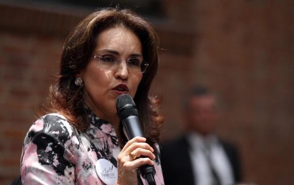 Por falta de recursos, Viviane Morales dimitió a su candidatura presidencial