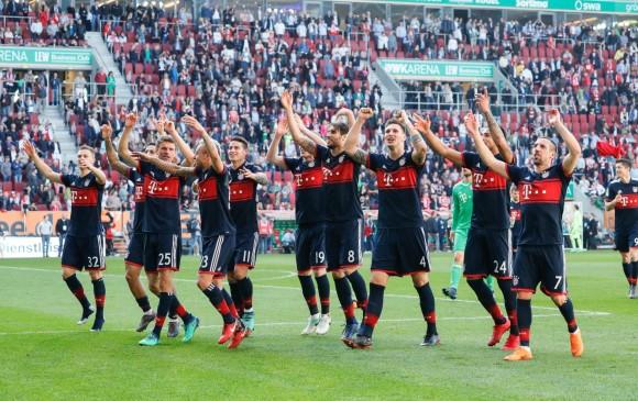 En el Allianz Arena Bayern de Múnich recibirá al Sevilla en el partido de vuelta de los cuartos de final de Champions y será la oportunidad de estrenar el título de la Bundesliga