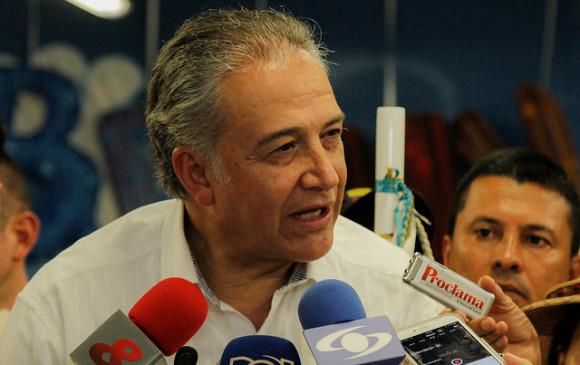 Vicepresidente colombiano le dice a Maduro que proceso de paz fue transparente